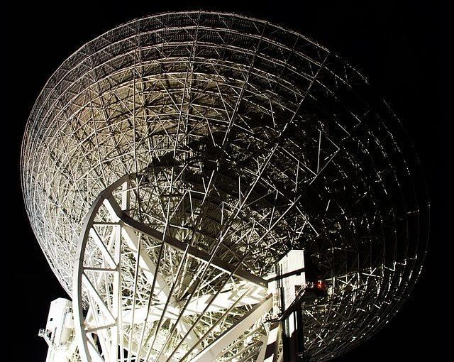 Kartierungen des Radiohimmels